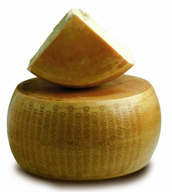 Parmigiano Reggiano DOP 30 Monate gereift 100g