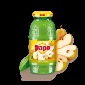 PAGO Birne 0,2L
