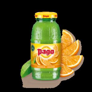 PAGO Orange 0,2L