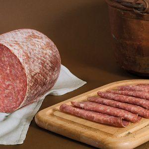 Finocchiona (Fenchel) Salami Groß I.G.P. 100g